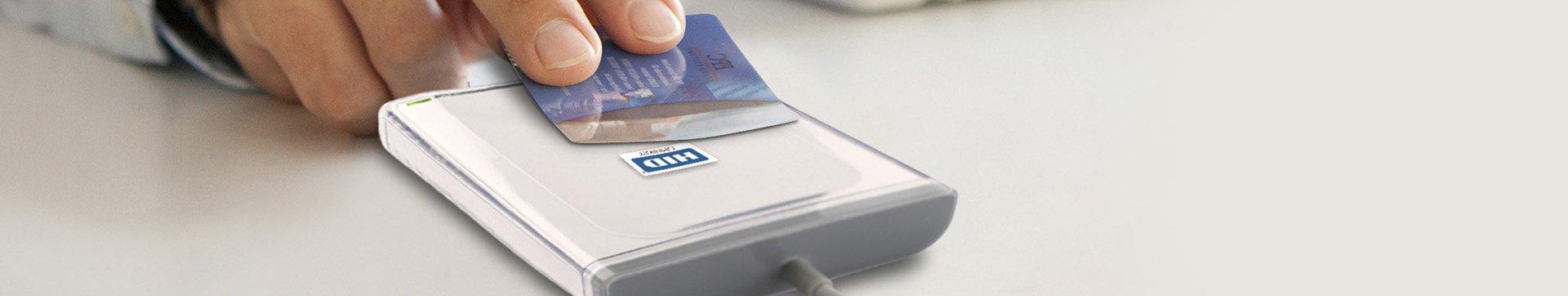 Kartice EM 4000 serija beskontaktna kartica